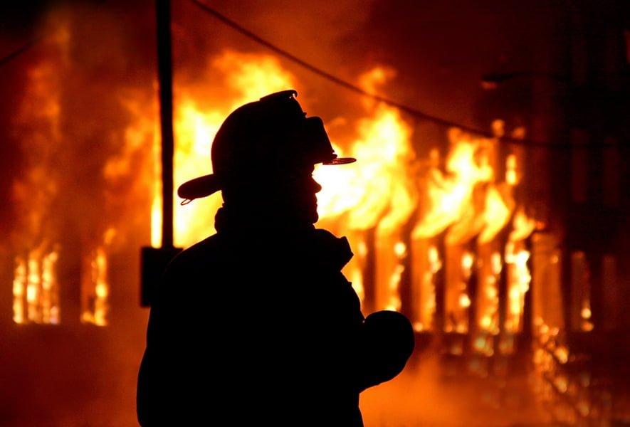 Умови розвитку пожежі