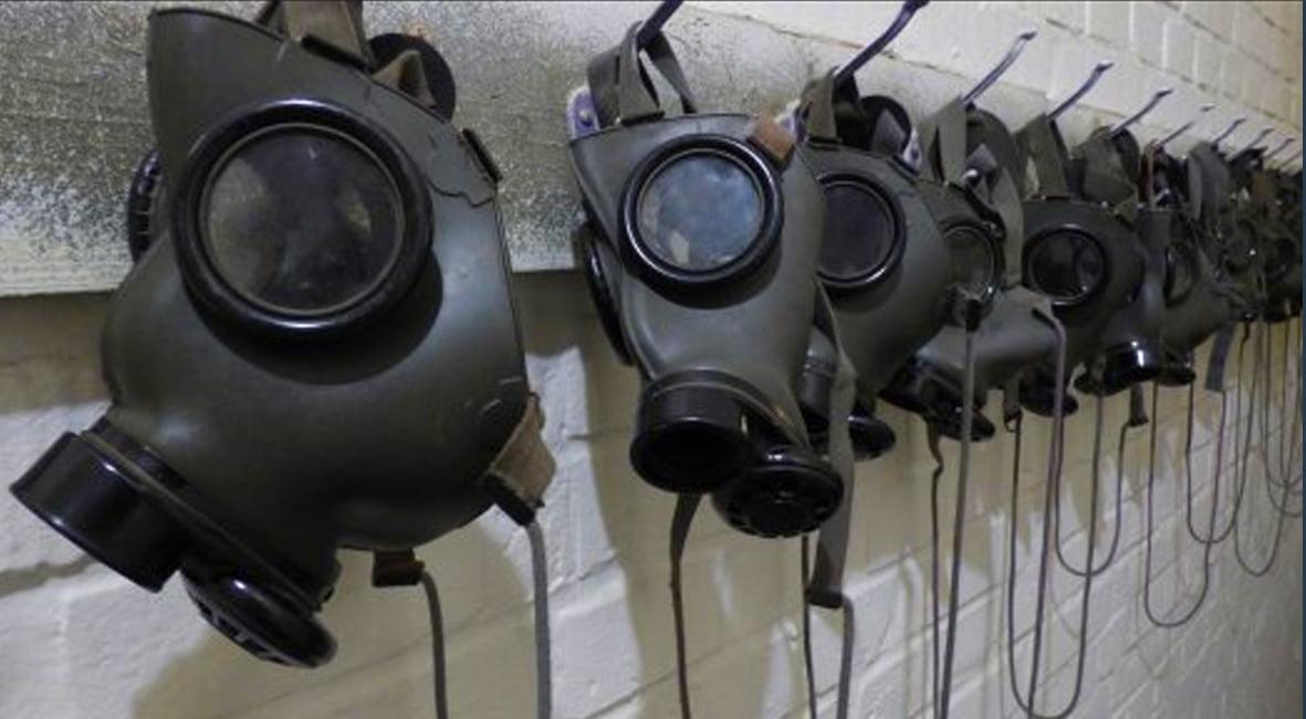 Засоби індивідуального захисту органів дихання на небезпечних об'єктах