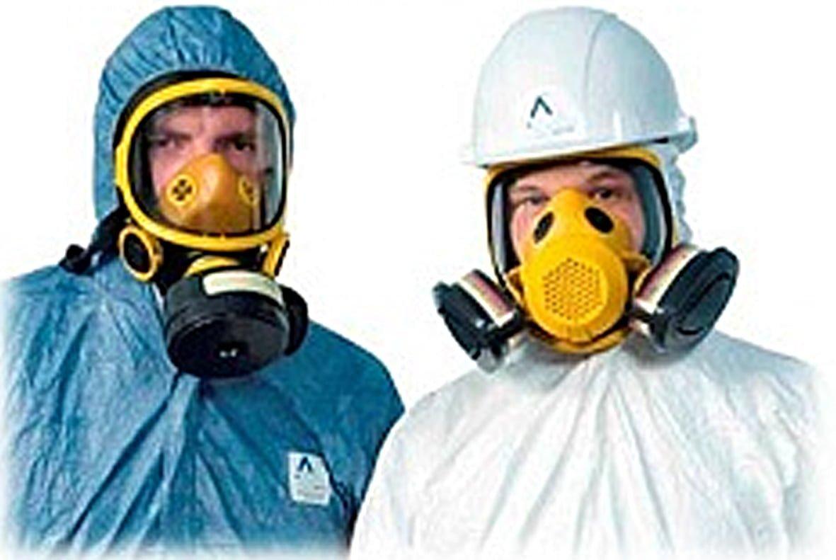Засоби індивідуального захисту органів дихання у сховищах небезпечних об'єктів