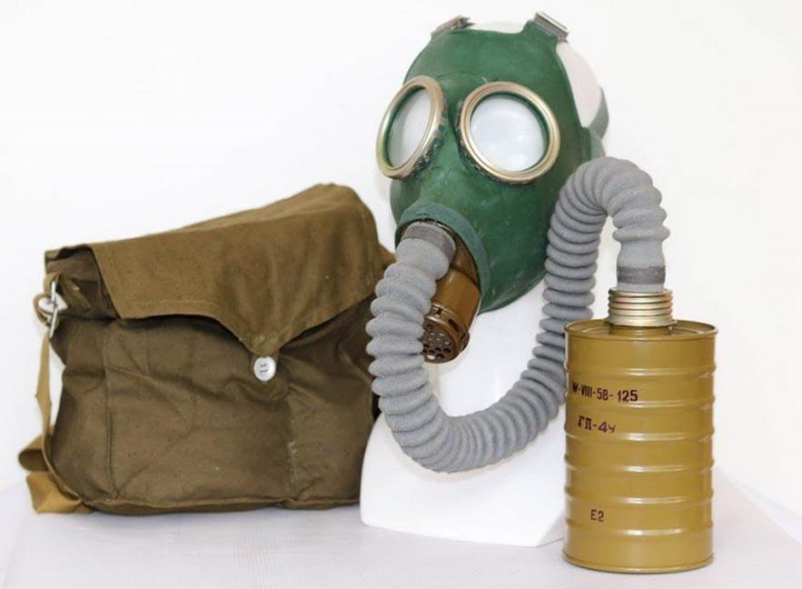 Порядок зберігання засобів індивідуального захисту органів дихання
