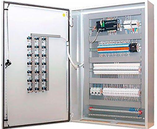 Вимоги пожежної безпеки до електрощитів та приміщення електрощитових