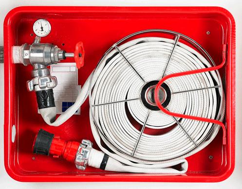 внутрішні пожежні кран-комплекти Техноспектр-Сервіс
